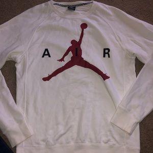 Air Jordan Men's Crewneck SZ M